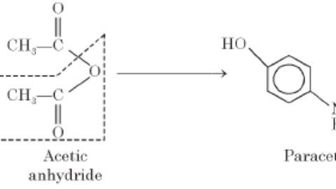 synthesis of acetaminophen