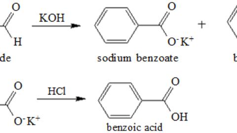 Synthesis of benzamide from benzaldehyde