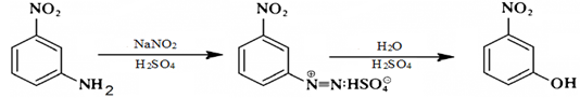 Research from 4-nitrophenol