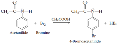 Synthesis Of P Bromoacetanilide From Acetanilide Labmonk