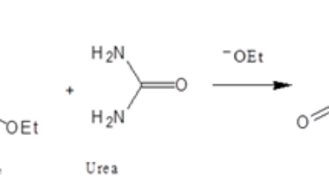 Synthesis of barbituric acid from urea and dimethyl malonate